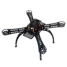 X4 250 280 310 360 380 мм Колесная База Стекловолокна Чужой через Мини Quadcopter Кадров Комплект DIY RC Multicopter FPV Drone F14891/93