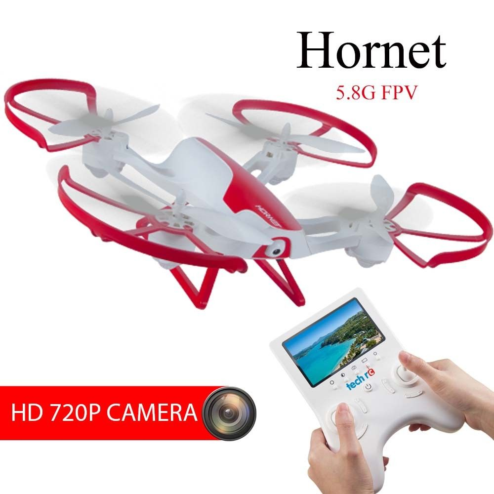 RC Quadcopter with 2.0MP HD Camera Live Video 6-Axis Gyro 5.8G FPV Drone TR003 4GB Micro SD Card Headless Mode Toys for Children mini rc global drone 2 4g 6 axis x183 gyro quadcopter with 2mp wifi fpv hd camera gps brushless mode remote control toys gifts