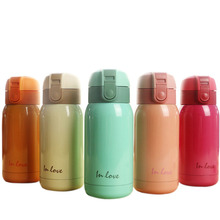 280ML Theroms Vacuum Cup Belly Shape Stainless Steel Insulated Double Wall Bottle Thermos Flasks Water Thermal Mug Tumbler