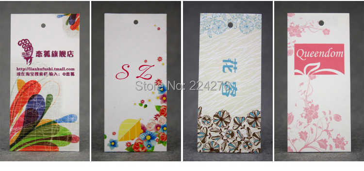 Aliexpress Buy Different hang card free design printing – Hang Tag Template