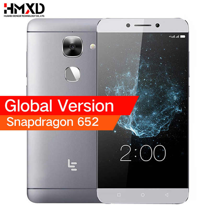 Глобальная версия LeEco LeTV S3 Le 2X522 5 &quotFHD 16MP Snapdragon 652 Octa Core 3 Гб оперативной памяти