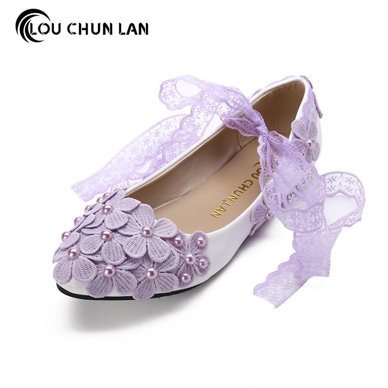 Розовый жемчуг браслет на высоком каблуке Свадебная обувь мягкая подошва обувь для подру ...