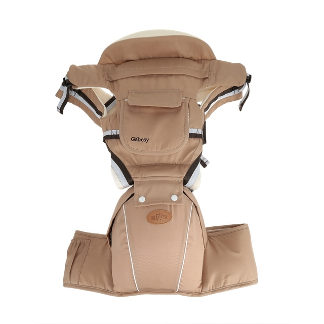 Gabesy Baby Carrier Ergonomic Carrier Backpack Hipseat for newborn and prevent o-type legs sling baby Kangaroos 3