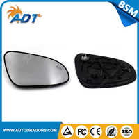 BSM ASAD System Blind Spot Monitor/ Side Assist System With LED Indicator Detection Range 3mx8m Warning Function For corolla