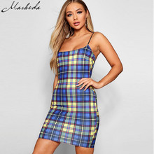 Macheda Summer Bandage Bodycon Dress Fashion New Women Lattice Midi Halter Sexy Sleeveless Club Party Casual Dresses Vestidos