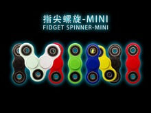 Y2017 In stock Color Spinner Fidgets Toy Ceramic EDC Sensory Fidget Spinner For Autism ADHD Kids/Adult Funny Anti Stress Toys