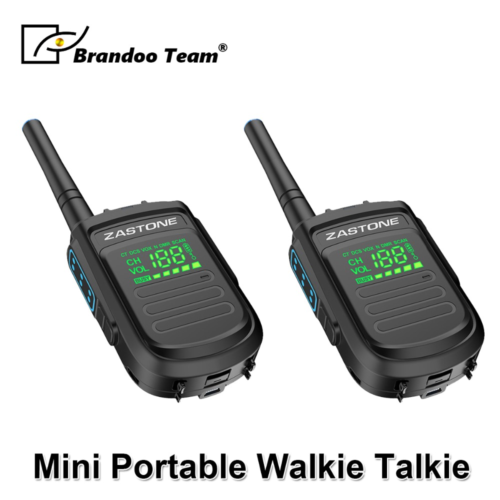 Dmr Mini Digitale Walkie Talkie Tragbare 2 W Uhf 400-470 Mhz Hf Transceiver Cb Radio Comunicador Cb Radio Türsprechstelle Begeistert 2 Stücke Mini9 Audio Intercom