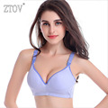 ZTOV Pregnant women Nursing bra Cotton Maternity bra BreastFeeding Underwear Wire Free Anti Sagging Gravidas feeding bra Clothes