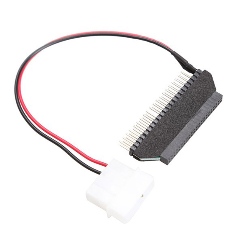 IDE 3.5 to 2.5 Laptop Hard Disk Drive Adapter Convertor Card Power Cable 17cm for 2.5 inch Hard Disk