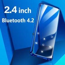 Oryginalny BENJIE K11 IPX4 wodoodporny odtwarzacz muzyczny HIFI Mp4 mp3 bezstratny przenośny odtwarzacz audio-wideo Radio FM Ebook dyktafon