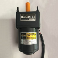 GPG 80mm outer dia 25W 220V AC electric motor with gearhead 4RK25GN C 4GN 180K