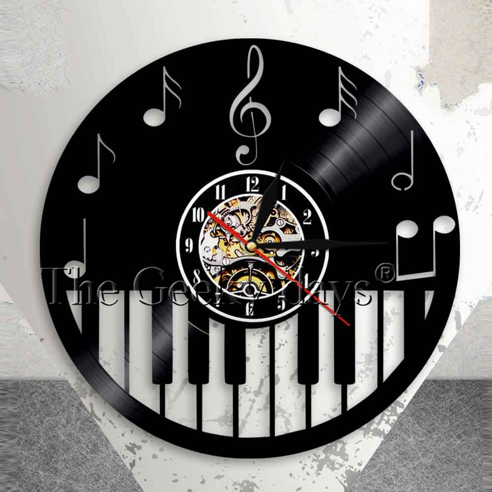 Language In 45 And 47 Stella Street: Aliexpress.com : Buy Piano Keyboard Home Decor Vinyl