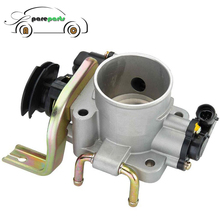 LETSBUY  BoreSize 55mm OEM quality Throttle body Fit For JINBEI Grace/Haver 4G63/4G64/G M 01118 Mitsubishi engine Del phi System car carburetor assy md 181677 for mitsubishi 4g33 engine oem quality