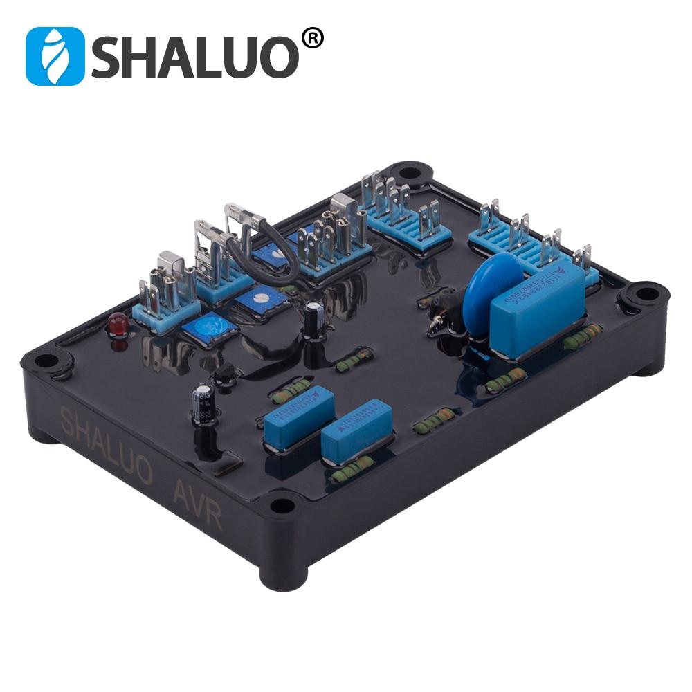 AS480 AVR Brushless Generator  voltage regulator automatic Alternator PartsAS480 AVR Brushless Generator  voltage regulator automatic Alternator Parts