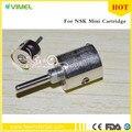 Peça de Mão dentária Acessórios Mini Ceramic Cartucho para NSK Dental Alta Velocidade Handpiece Wrench 2 pc
