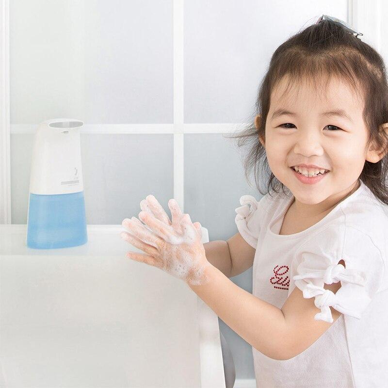 Xiao mi mi ni Auto indukcja Foa mi ng inteligentna ręka mi pralka 0.25s indukcja podczerwieni bezdotykowe mydło