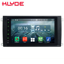 8″ IPS Octa Core 4G Android 8.1 4GB RAM 64GB ROM RDS Car DVD Multimedia Player Stereo Radio For Porsche Cayenne S GTS 2003-2010