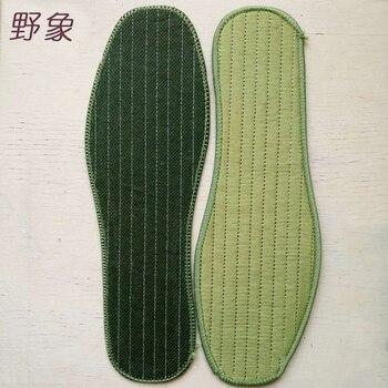 Plantillas militares para zapatos, suelas de algodón ligeras y suaves para desodorización, zapatillas deportivas para mujer y hombre, plantillas de suela dura para soldado
