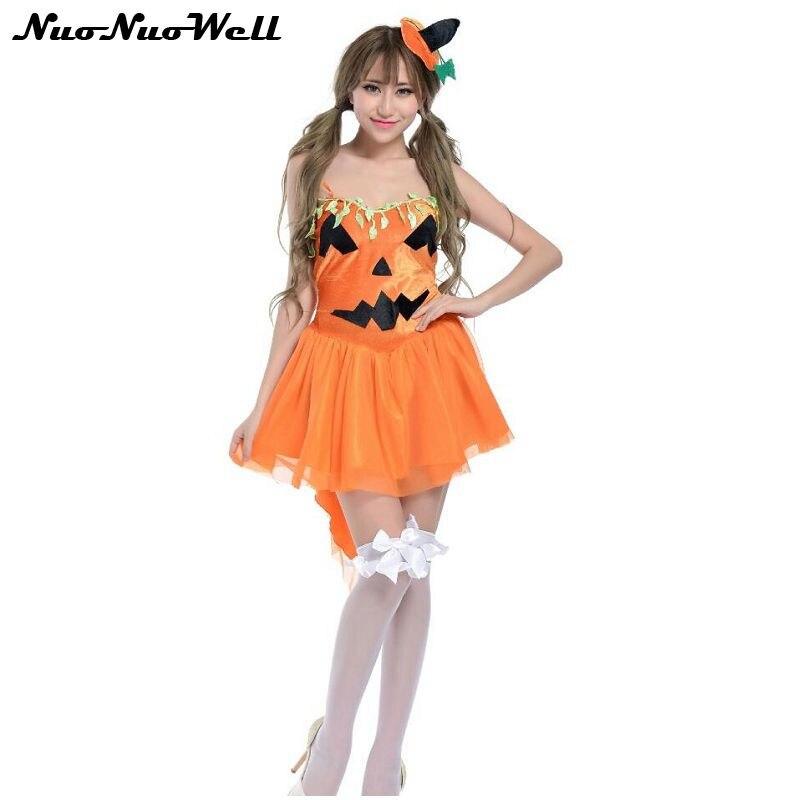 professional free shipping adult women sexy pumpkin