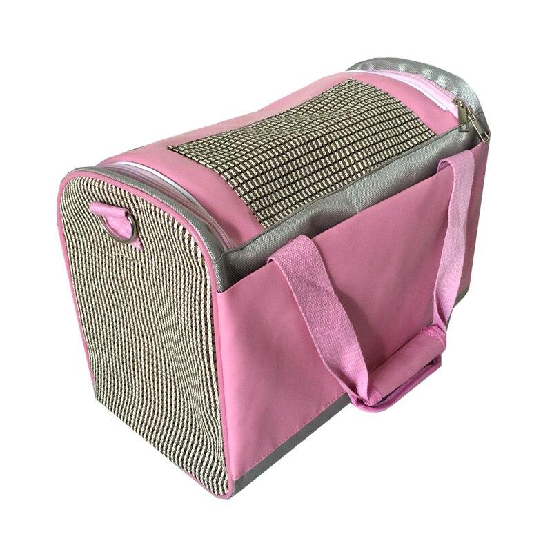 ETHIN Chaude Pet transporteurs chien produits Chiot voyage sac chien transporteurs pet chat chiot chien sac rose couleur élingues fourre-tout pour petit animaux