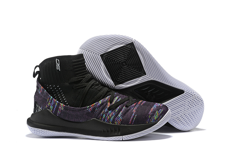 reputable site f9259 1ea8c UA Curry 5 Under Armour Basketball Shoes Men's Five Wearable Sneakers Men  Zapatos de hombre Light Cushioning Breathable Shoes