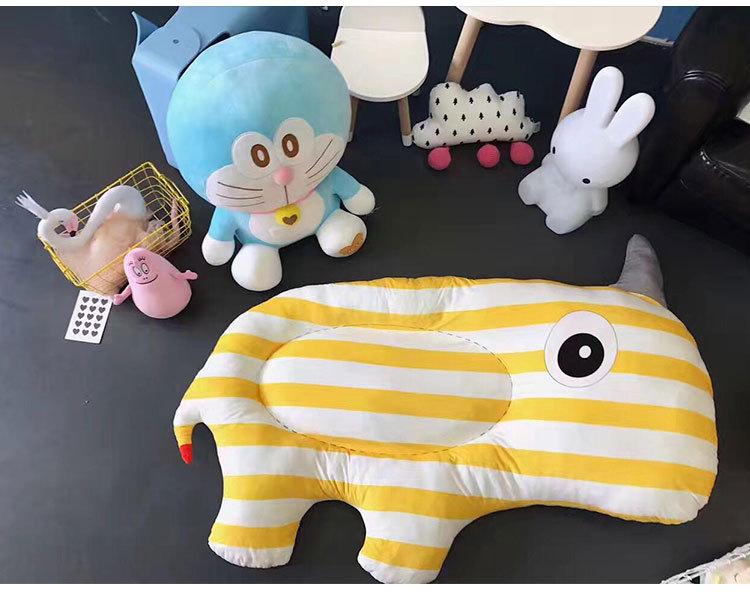 Nieuwe Olifant Zebra Baby tapijten tapijten Kids Floor Cartoon Mat Deken Woonkamer Slaapkamer Tapete Decoratie Alfombra 130*140 cm - 4