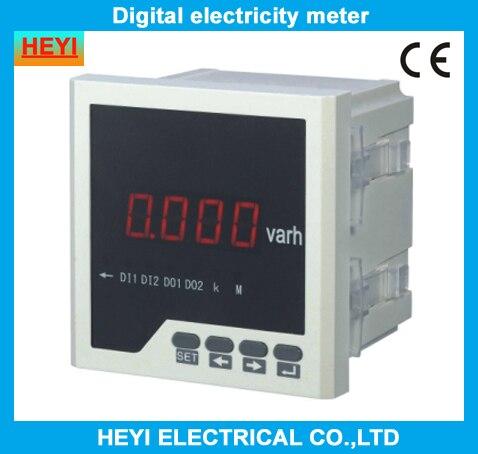 LED HY-RE Série, monophasé numérique réactive compteur d'énergie, compteur d'électricité, Compteurs D'énergie, électrique compteur d'énergie