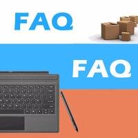 Часто задаваемые вопросы о способе доставки и планшетном ПК
