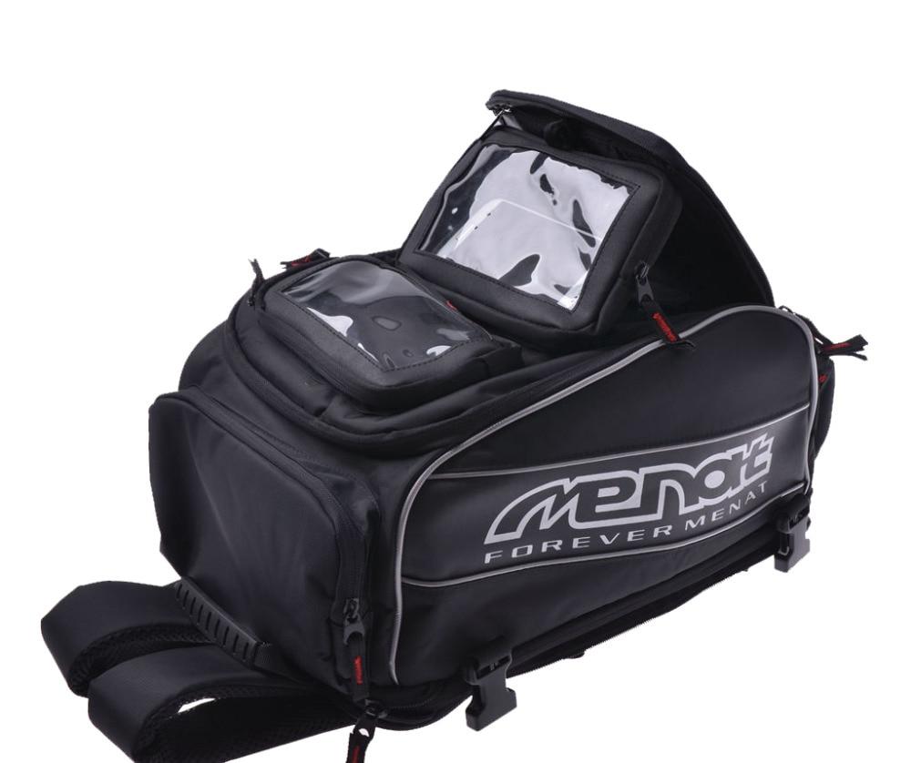 Moto Borsa Impermeabile Borse da Serbatoio Motos Multifunzione Bagagli Universale Moto Oil Fuel Tank Borse Oxford Borse da Sella MB018