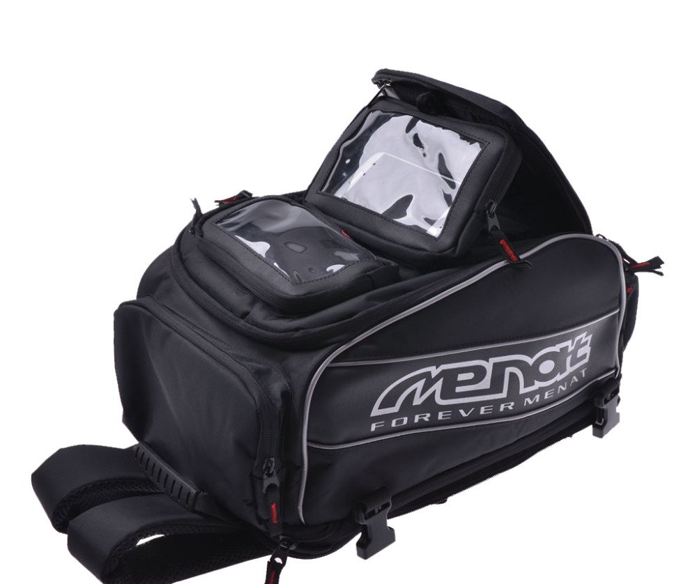 Motorcycle Waterproof Bag Tank Bags Motos Multifunction Luggage Universal Motorbike Oil Fuel Tank Bags Oxford Saddle Bags MB018 duhan motorcycle waterproof saddle bags riding travel luggage moto racing tool tail bags black multifunction side bag 1 pair