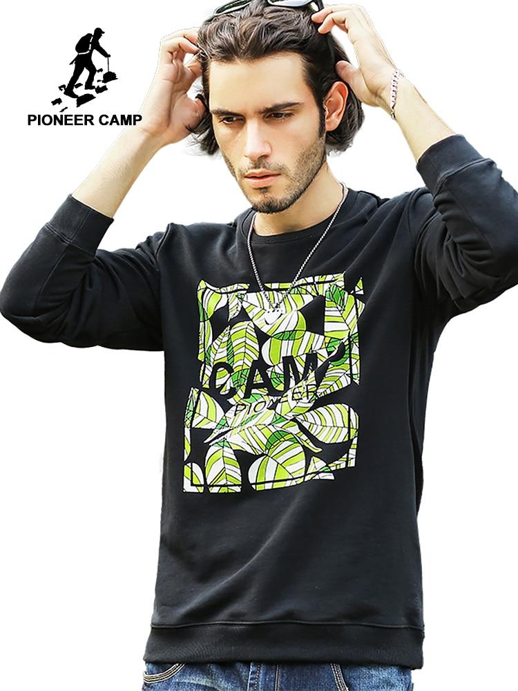 ASALI Hip Hop Street wear Brand Clothing Autumn Winter Men hoodie Cotton Fleece Male Pullover Tracksuit