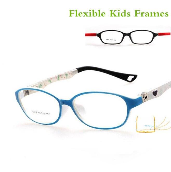 46c0daee2e 180 primavera TR90 gafas ópticas montura para niños gafas flexibles de goma  niñas niños miopía Lense TR niños Marco de gafas 8808 en De los hombres  gafas de ...