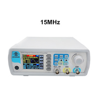 JDS6600 Digital 15MHZ Control Dual channel DDS Function Arbitrary sine Waveform Signal Generator frequency meter 40% off
