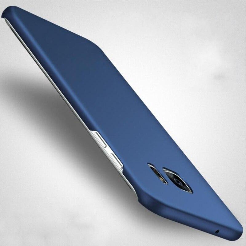 Для Samsung Galaxy S7 чехол S7Edge Роскошные Тонкий Жесткий матовый тонкий Интимные аксессуары Чехол для Samsung Galaxy S7 край крышка