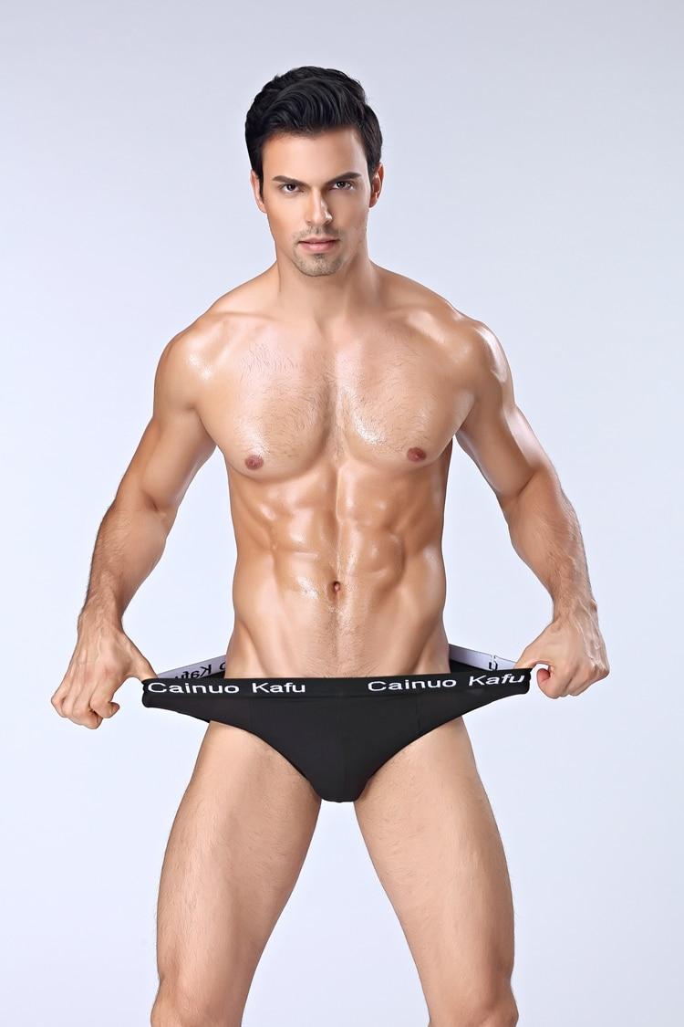 Hot Breathable Fashion Underwear Men Brief modal Spandex Sexy Gay Panties Popular Cueca Elastic Men Calzoncillos plus size brief
