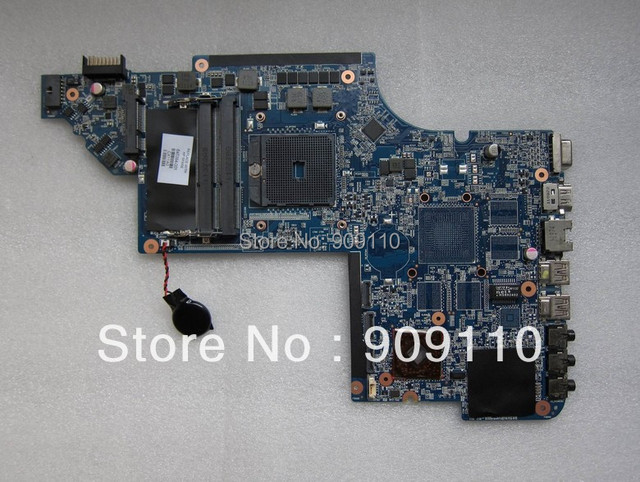 DV7  integrated motherboard for H*P laptop DV7 645384-001