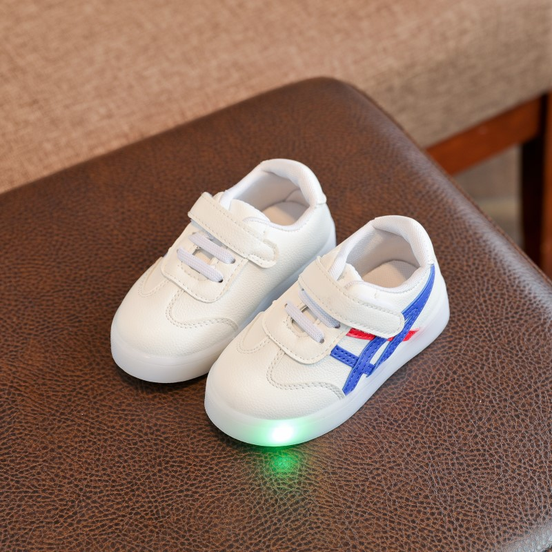 EUR 21 30 2017 Autumn New Children Casual Shoes Luminous Sneakers Kids Running Shoe For Girl