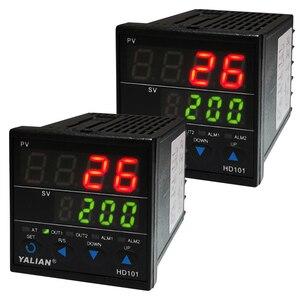 Image 3 - Новинка 2018, красивый Высокоточный ПИД контроллер температуры в духовке, цифровой регулятор температуры хорошего качества для промышленности и т. Д.