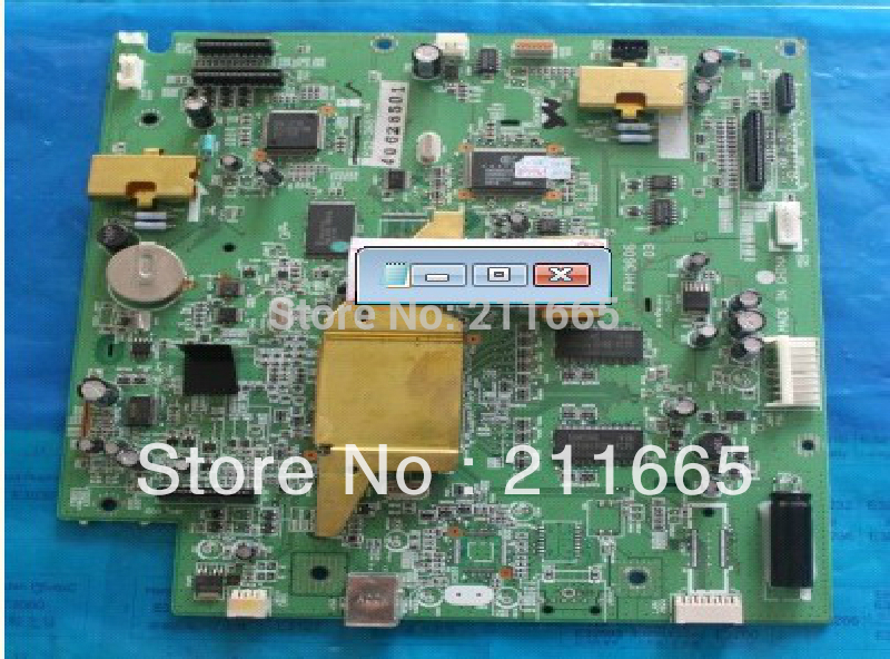 ФОТО Free shipping 100% tested Formatter board for Canon ICMF5650 ICMF5750 on sale