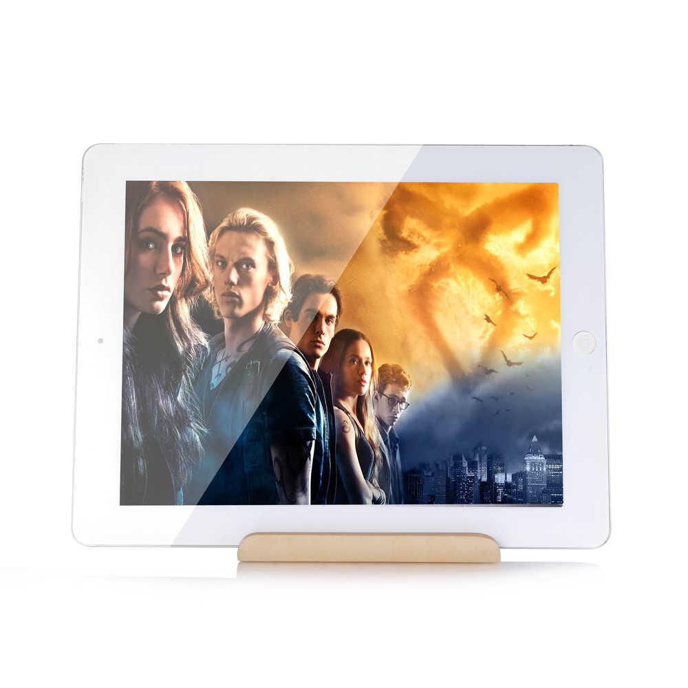 SAMDI Portátil De Madeira De Bétula Telefone Tablet Stand Titular Doca Cradle Station para iPhone10 8 7 Mais iPad mini 4 Ar samsung S8 borda