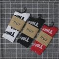 Европейской и Американской Моды Бренд Громила Улица Скейтборд Трубки Хлопковые Носки Мужчин и Женщин Пары Носки