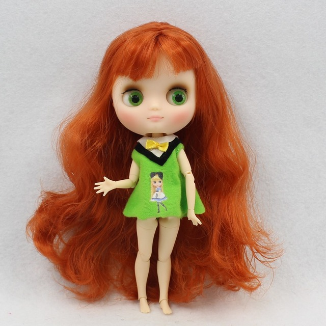 ICY Middie Blythe Doll Jointed Body 9 Options 20cm