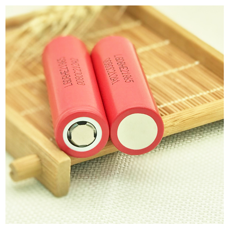 Original Cros for LG HE2 IMR18650 3.7V 2500mAh Rechargeable High Drain Battery For LG E-cigarette Batteries аккумулятор 18650 lg he4 high drain 2500mah 20a 35a