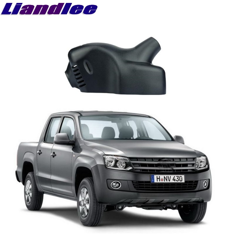 Liandlee For Volkswagen VW Robust / Amarok 2010~2018 Car Black Box WiFi DVR Dash Camera Driving Video Recorder liandlee for volkswagen vw crafter man teg 2006 2018 car black box wifi dvr dash camera driving video recorder