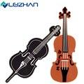 LEIZHAN USB Flash Drive Musical Instrument U Stick 64G 32G 16G 8G 4G Pendrive USB 2.0 Cello Pen drive Violin Memory Flash Drive