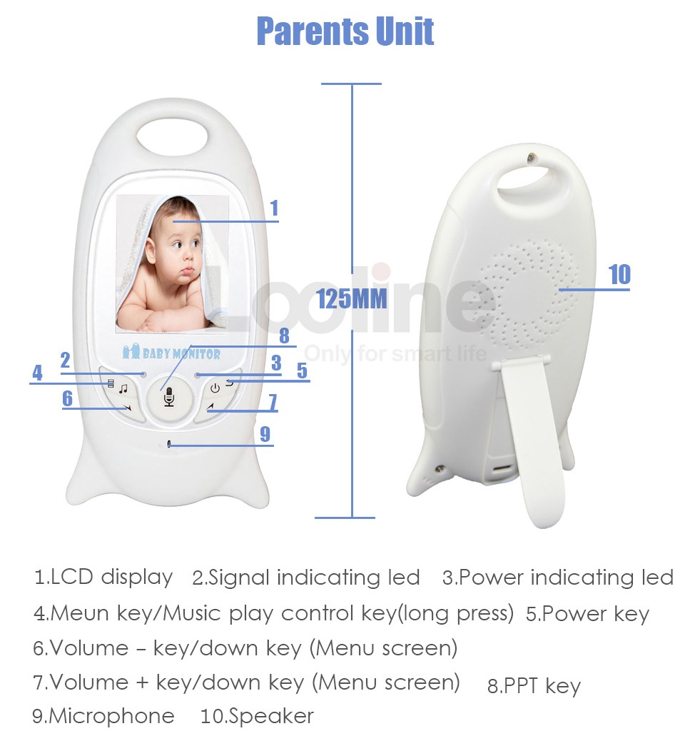 Heath Care!Pocket fetal Doppler Baby Heart Rate Monitor Prenatal Fetal Detector 3MHz Probe Built-in Speaker Health Monitors
