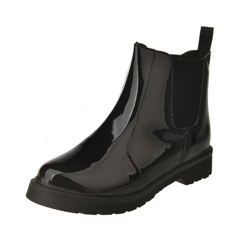 Popular Black Rain Boots-Buy Cheap Black Rain Boots lots from ...