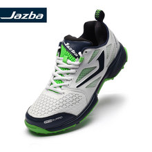 Jazba SKYDRIVE 110 Men Cricket Mens Rubber Cleats Running Shoes Professional Athletic Outdoor Sports Sneakers