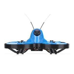 "Image 4 - Beta85X フープ quadcopter 4 s hd フープ dvr 1105 5000KV モータ 2 s F4 fc BLHeli_32 esc axii アンテナ emax avan 2 ""4 ブレード小道具"