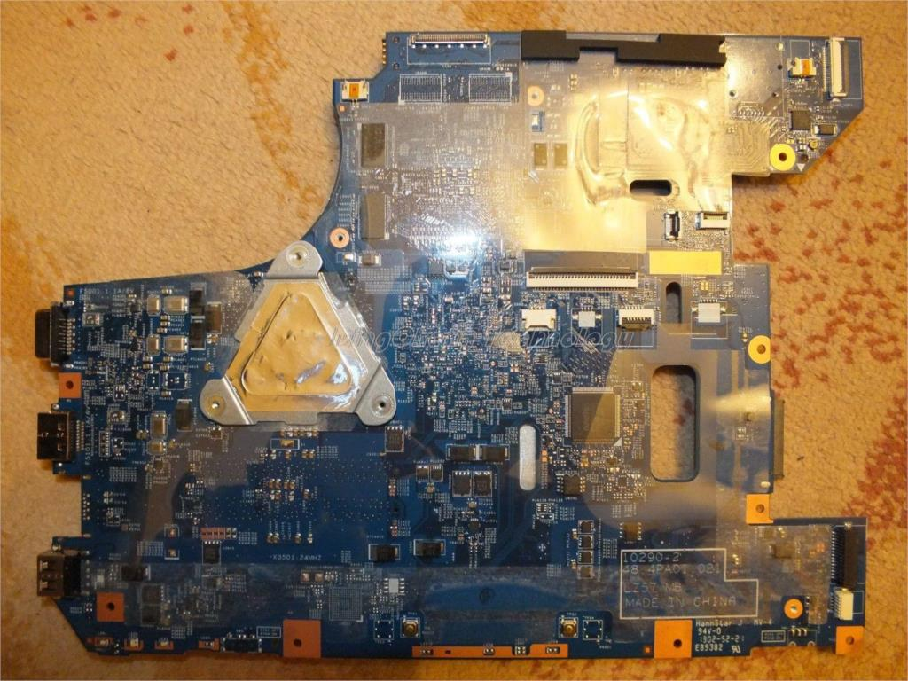 HOLYTIME laptop <font><b>Motherboard</b></font> for <font><b>Lenovo</b></font> <font><b>B570e</b></font> B570 48.4VE01.0SA HM65 HM65 PGA989 DDR3 410M 1GB non-integrated graphics card image